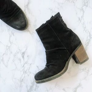 Bos & co barlow suede boots